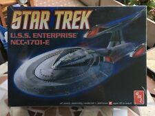 STAR TREK AMT MODEL KIT USS ENTERPRISE NCC-1701-E NEW
