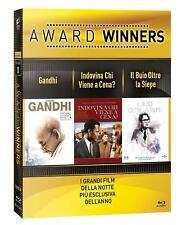 Blu Ray Gandhi  Indovina chi Viene a Cena - Il Buio oltre la Siepe (3 Blu-Ray)
