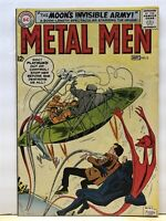 Metal Men #3 DC Silver Age (1963) Comic Book FN+ See Photos C9