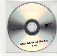 (FS343) When Saints Go Machine, Kelly - DJ CD