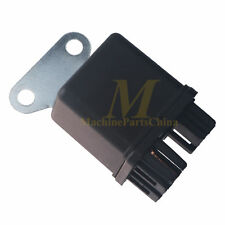 12V Glow Relay 8942481610 for Hitachi EG30 EX27U EX40U EX50U ZX27U ZX30U