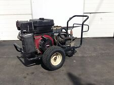 Mi-T-M 3000 psi used Pressure Washer 11 hp Gas Water Washers Cleaner Commercial