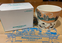 moomin arabia mug cup moomin valley park limited japan