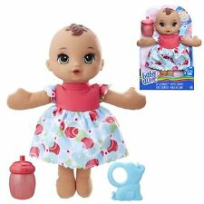 Baby Alive Lil' Slumbers Doll Brunette - New in hand