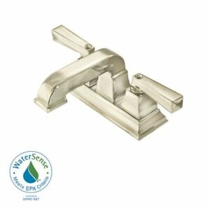 American Standard 2555.201.295 Town Square Two-Lever Handle Centerset Lavator...