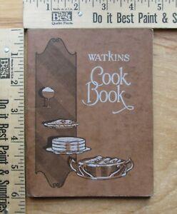 watkins cookbook 1926