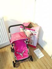 Mamas & Papas Doll's Cruiser Pushchair  Damaged box