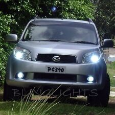 2006 2007 2008 2009 2010 2011 2012 Toyota Rush Halo Fog Lamps Driving Lights