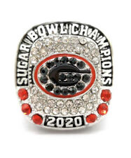 2020 Sugar Bowl Georgia Bulldogs SEC National Championship Replica Ring Size 11