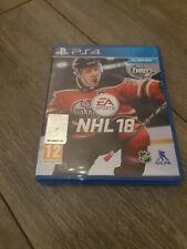NHL 18 (PS4), Very Good PlayStation 4, PlayStation4 Video Games