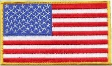 USA FLAG LARGE Embroidered AMERICAN Motorcycle MC Club BACK Biker Patch LRG-0039