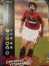 Football Champions - Roma - Damiano Tommasi- 2003-04