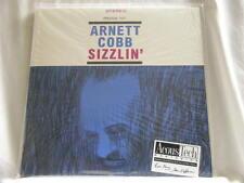 ARNETT COBB Sizzlin' Red Garland J.C. Heard 45 rpm 180 gram vinyl SEALED 2 LP