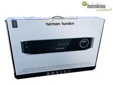 Harman Kardon BDS 580 AV-Receiver + BluRay Laufwerk (Schwarz) NEU Fachhandel