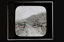 Terre Sainte D'après une Photo de Bonfils Plaque pour lanterne magique ca 1900