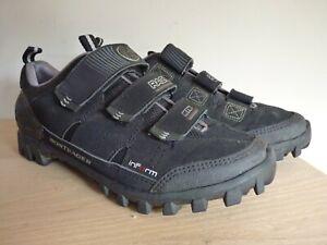 Bontrager (Trek) Race MTB Cycling Shoes UK 7 SPD Spin Commuting