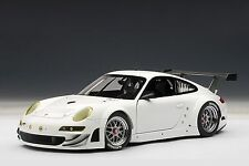 AUTOART 2010 PORSCHE 911(997) GT3 RSR PLAIN BODY VERSION WHITE 1:18*New Stock*
