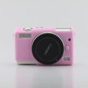 Silicone Rubber Camera Bag Protect Body Cover Case Skin For Canon EOS M100 M200