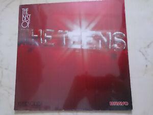 THE TEENS The Best Of *BRAVO VINYL LP*MINT*STILL SEALED*