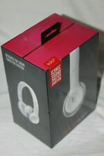 NEW SEALED Beats by Dr. Dre Solo2 Wired Ear Headphones Headset White B0518 NEW