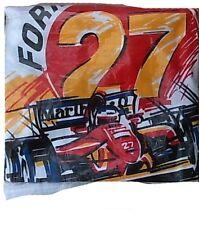 Formula 1 motorizzata 27 RACING Fan T-SHIRT XL Bianco
