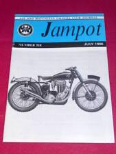 JAMPOT - AJS & MATCHLESS - July 1996 # 518