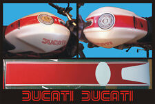 Ducati Monster S4 916 2003 S. rossa  - adesivi/adhesives/stickers/decal