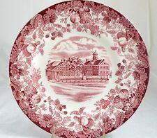 Wedgwood Harvard University-Pink Plato Holden Hollis Harvard Fisher Vista