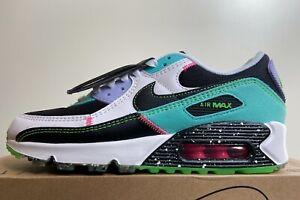 Nike Air Max 90 Exeter Edition Women's 7.5 / Men's 6 Multicolor DJ5922-001 NoLid