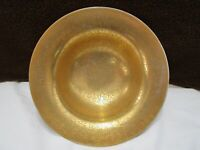 Vintage Noritake M Speckled Gold Hand Painted Bowl Made In Japan