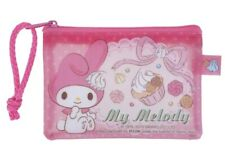 2019 Sanrio My Melody coin Bag small Pouch Mesh Bag