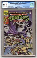 Teenage Mutant Ninja Turtles Adventures #1 (CGC 9.8) Direct; Archie; 1989 (6393)