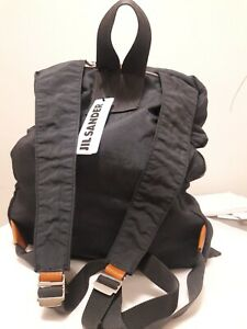 NEW 1150$ JIL SANDER NYLON BACKPACK MADE IN ITALY