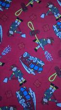 By the Metre Vehicles/Transportation Craft Fabrics