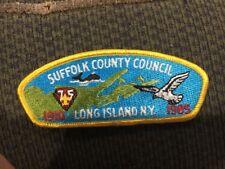 MINT CSP Suffolk County Council SA-2 75th Anniversary 1985