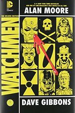 Watchmen, Deluxe Edition New Hardcover Book Alan Moore