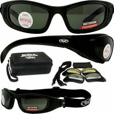 Interchangable Lens Sunglasses to Goggle RX-ABLE Will Fit RX Prescription Lenses