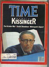 HENRY KISSINGER Time Magazine 3/1/82 MEMOIRS