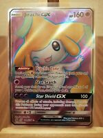 Jirachi GX Full Art 29a/236 Unified Minds Ultra Rare  Promo Pokemon Card * New *