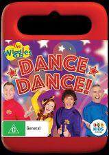 Wiggles The - Dance Dance! (DVD, 2016) Brand New.