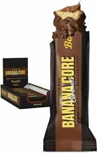 Barebells Proteinriegel 18 x 35g (Banana Core bar 35g) - EXPRESSLIEFERUNG