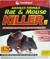 Rodent Poison Block Bait Killer - Strong Strength - Rat & Mouse Control POISON 2