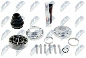 For BMW 5-Series E60 2001-10 Rear Inner Prop Shaft CV Joint Assembly Kit MTM