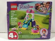 Lego Puppy Playground Lego Friends (41396)