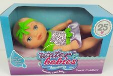 Waterbabies Baby Doll Sweet Cuddlers Party Time Water Baby Just Play