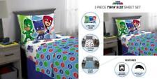 Franco Kids Bedding Super Soft Sheet Set, 3 Piece 3 Twin Size, Pj Masks
