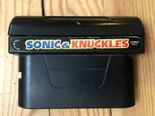 JEU SONIC & KNUCKLES SEGA MEGA DRIVE 1 2 PAL EURO GAME SPIEL GIOCO AND ET MD II