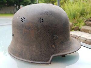 Stahlhelm Wehrmacht WW2 Feuerwehr Weltkrieg steel helmet