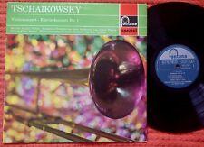 TCHAIKOVSKY Violin / Piano Concertos AUCLAIR KLEIN Fontana Holland Stereo LP NM