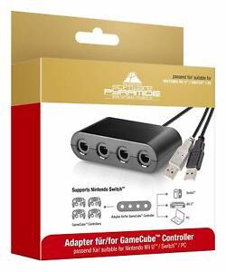 Adapter für GameCube Controller (passend für Switch/Wii U/PC) (NEU & OVP!)